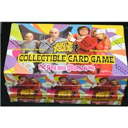 "Austin Powers Collectible Card Game ""The Spy Who Shagged Me""; Rated PG-13 (Not for the Kids), 60-Car"