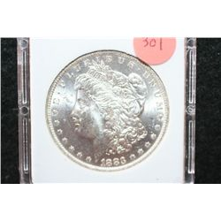1883-O Silver Morgan $1; MCPCG Graded MS61