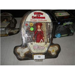 Pirates of Caribbean The Red Head