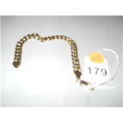 Custome Jewerly Gold Bracelet
