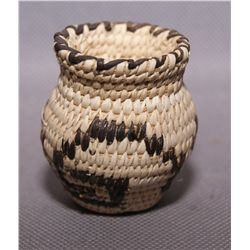 MINIATURE PAPAGO BASKET