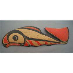NORTHWEST COAST WALL PLAQUE