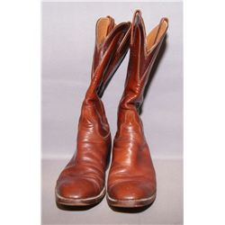 PAIR OF COWBOY BOOTS