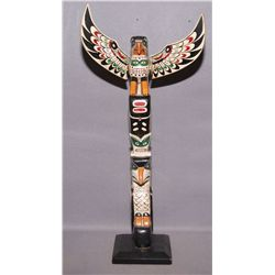 NORTHWEST COAST TOTEM POLE