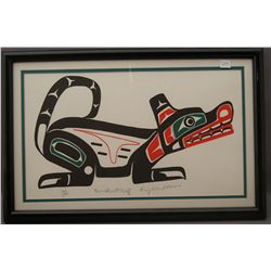 NORTHWEST COAST PRINT