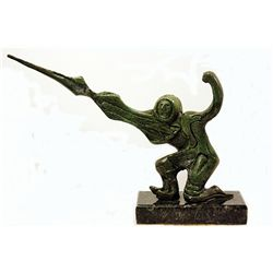 David Alfaro Siqueros Limited Edition Bronze - Warrior