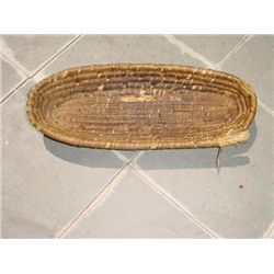 Antique French Bread basket late 1800's