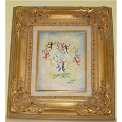 The Dance of Peace by Max Karp- After Picasso