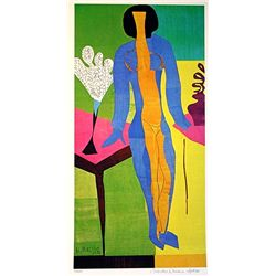 Limited Edition Matisse- Zulma - Collection Domaine Matisse