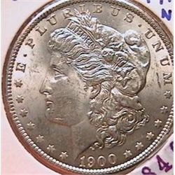 1900-O Morgan Dollar MS63
