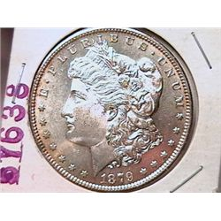 1879-S Morgan Dollar MS63