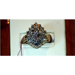 ladies 14K Gold Ring