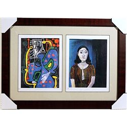 Picasso Limited Edition Lithographs