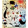 Ciphers and Constellations - Miro - Limited Edition on Canvas
