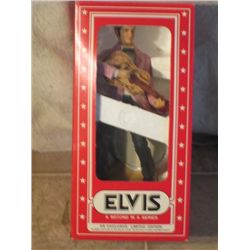ELVIS PRESLEY SECOND IN THE SERIES DECANTER