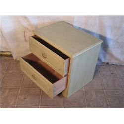 DOVETAIL SMALL 2 DRAWER DRESSER