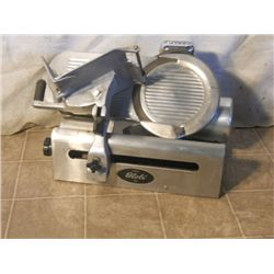 gravity feed Globe deli slicer Samco food service