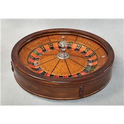 Full Size Saloon Roulette Wheel