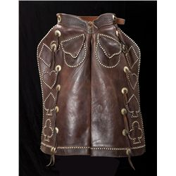 Miles City Saddlery Batwing Chaps