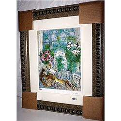 Chagall   Limited Edition - The White Window
