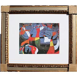  Swallow Love  - Miro - Limited Edition
