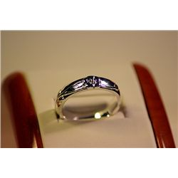 Lady's Tiffany  Sterling Silver Ring