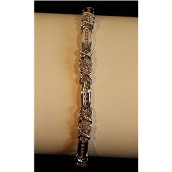 FANCY LADIES DIAMOND BRACELET