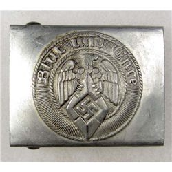 GERMAN NAZI HITLER YOUTH BELT BUCKLE