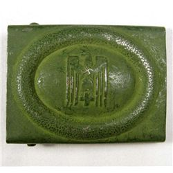 GERMAN NAZI RED CROSS ENLISTED MANS BELT BUCKLE