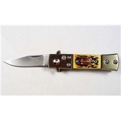 DUCK BRAND SWITCH BLADE POCKET KNIFE