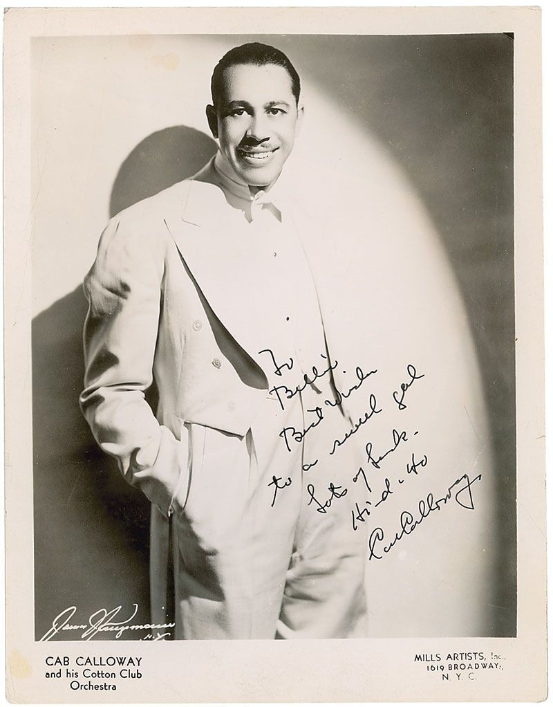 cab calloway moonwalk youtube