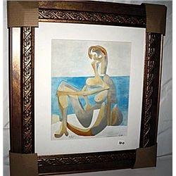 Picasso  Limited Edition - Seated Bather