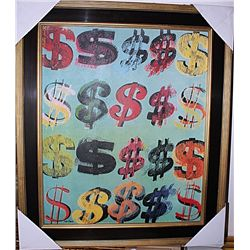  The Art of Money  by Warhol