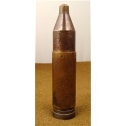 U.S. MILITARY MORTAR ROUND BRASS