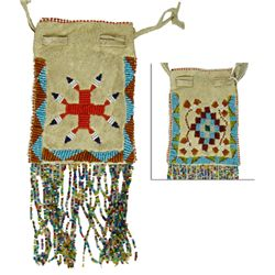 Kiowa Beaded Bag