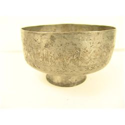 Old Metal Bowl