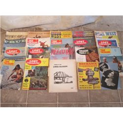 20 Lost Treasures And American West Magazines