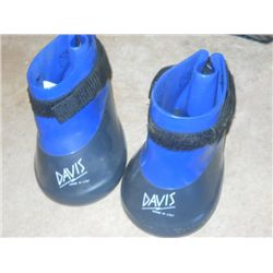 Size 0 Barrier Boots For Horses