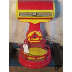 Prestine Red And Yellow Meat Scale