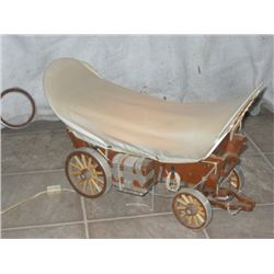 2 Light Covered Wagon In Working Condition