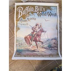 Buffalo Bill's Wild West  And Congress Of Rough