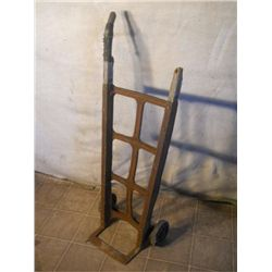 Antique Barrel Dolly