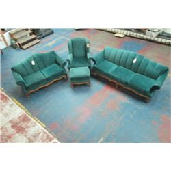 Three Piece Lovely Living Room Set