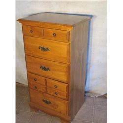 "43"" Tall 5 Drawer Dresser"