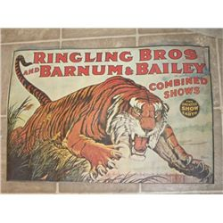Ringling Bros And Barnum&bailey Combined Shows