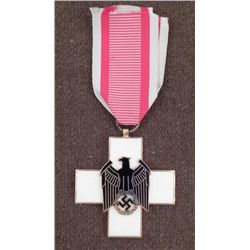 WWII Repro Nazi Social Welfare Decoration w/Ribbon
