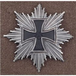 WWII Repro Nazi Grand Breast Cross 1939 Schlersohn
