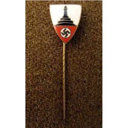 ORIGINAL NAZI SOLDIER'S STICKPIN
