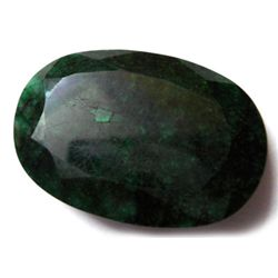 101.10 ctw Loose Emerald Oval cut