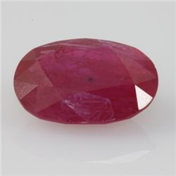 Natural Ruby Oval Cut 10x12mm 1 pc per lot 5.93ctw